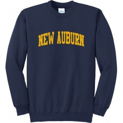 New Auburn Fleece Crewneck