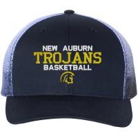 Trojan Basketball  - Trucker Cap