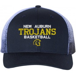 Trojan Basketball  - Trucker Cap