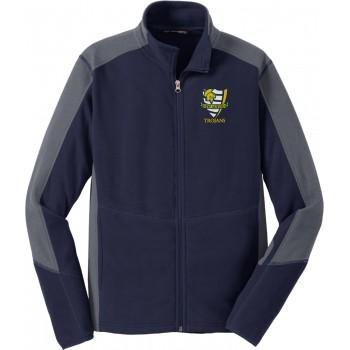PTO Sale - Full Zip Microfleece Jacket