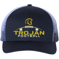 Trojan Football  - Trucker Cap