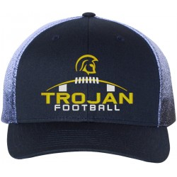 Trojan Football  - Trucker Cap