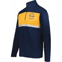 Trojan Volleyball - Prism Bold 1/4 Zip Pullover