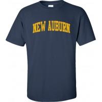 New Auburn Cotton T-Shirt
