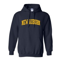 New Auburn Hooded Sweatshirt