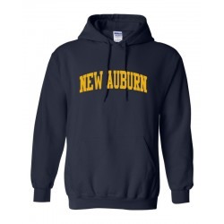 New Auburn Hooded Sweatshirt